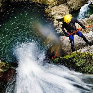 rafting fiume lao canyoning