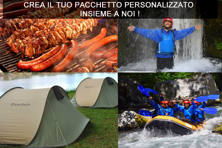 offerte rafting fiume lao